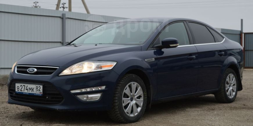 Ford Mondeo, 2012 год, 575 000 руб.