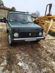 Томск 4x4 2121 Нива 1988