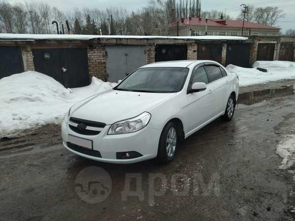 Chevrolet Epica, 2011 год, 405 000 руб.