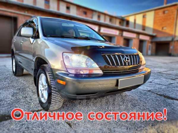 Lexus RX300, 2001 год, 595 000 руб.