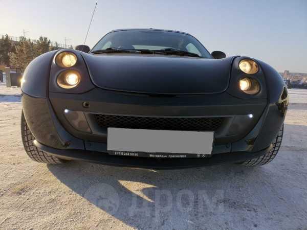 Smart Roadster, 2006 год, 600 000 руб.