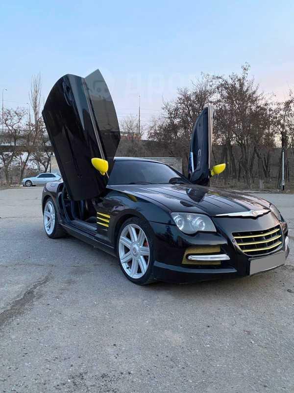 Chrysler Crossfire, 2003 год, 485 000 руб.