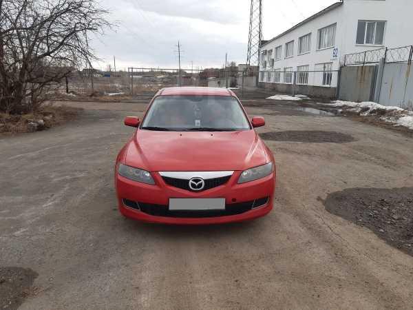 Mazda Mazda6, 2007 год, 360 000 руб.