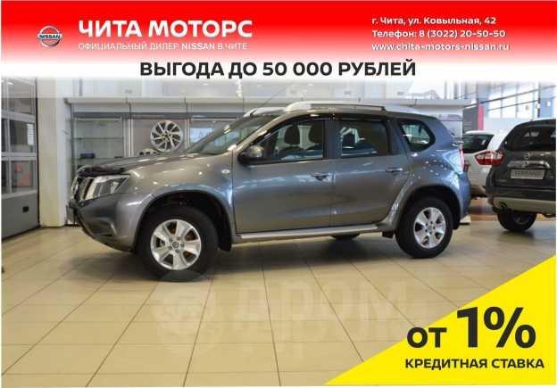 Nissan Terrano, 2019 год, 1 103 000 руб.