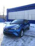 Toyota C-HR, 2016 год, 1 400 000 руб.