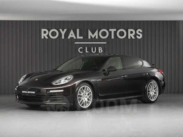 Porsche Panamera, 2014 год, 2 690 000 руб.