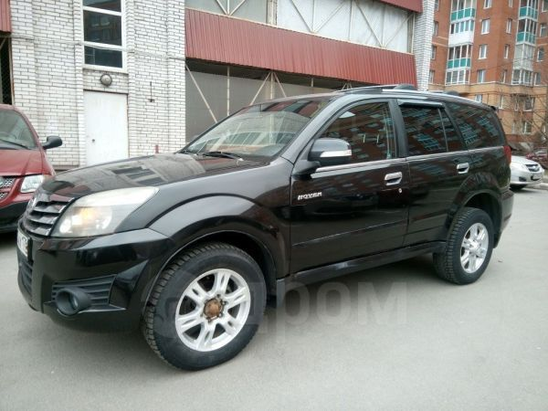 Great Wall Hover H3, 2012 год, 380 000 руб.