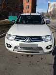 Mitsubishi Pajero Sport, 2014 год, 1 310 000 руб.