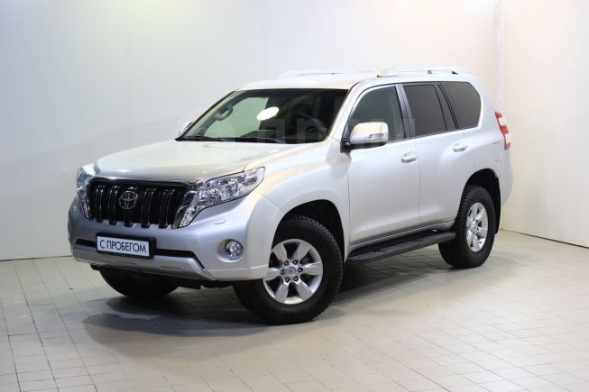 Toyota Land Cruiser Prado, 2017 год, 2 510 000 руб.