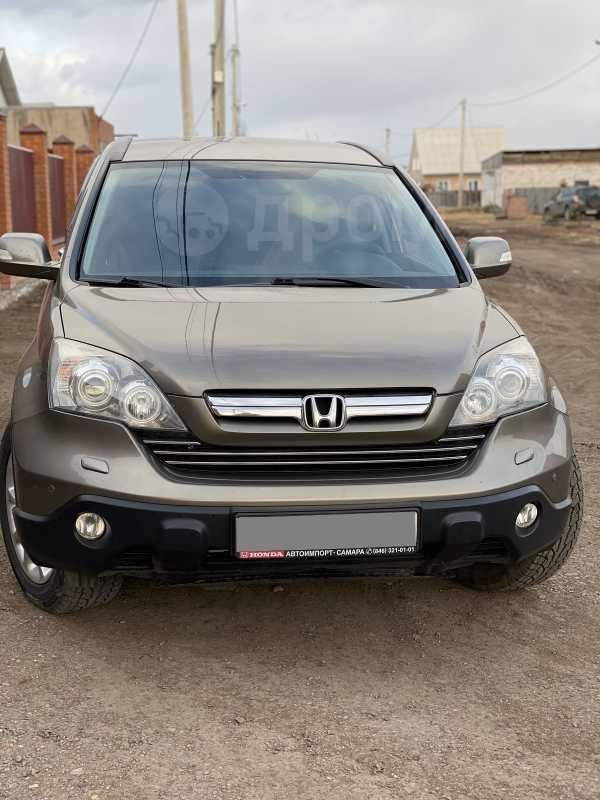 Honda CR-V, 2008 год, 875 000 руб.