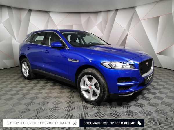 Jaguar F-Pace, 2020 год, 4 182 000 руб.