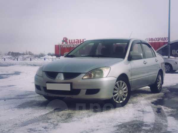 Mitsubishi Lancer, 2004 год, 305 000 руб.