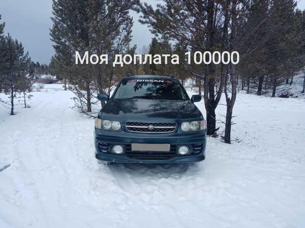 Nissan R'nessa, 1997 год, 180 000 руб.