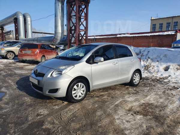 Toyota Vitz, 2009 год, 379 000 руб.