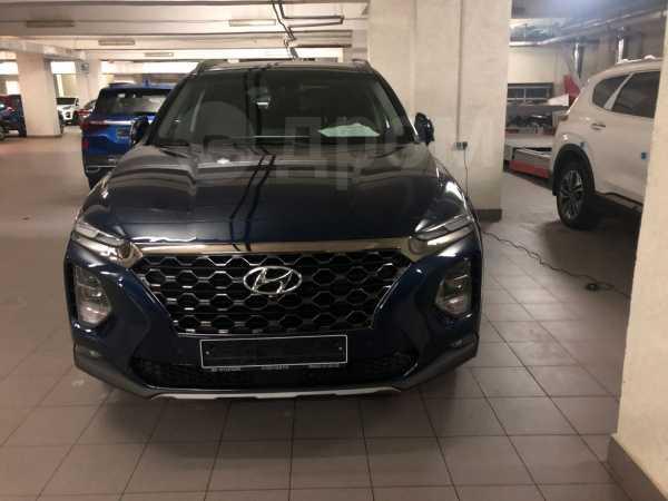 Hyundai Santa Fe, 2019 год, 3 064 382 руб.