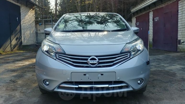 Nissan Note, 2015 год, 665 000 руб.