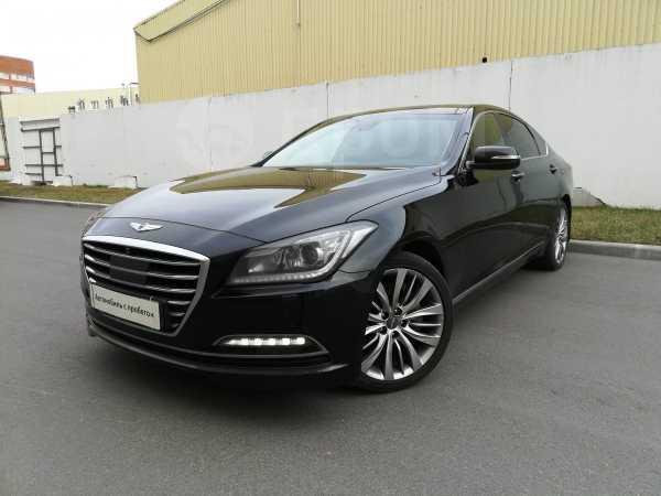 Hyundai Genesis, 2015 год, 1 380 000 руб.