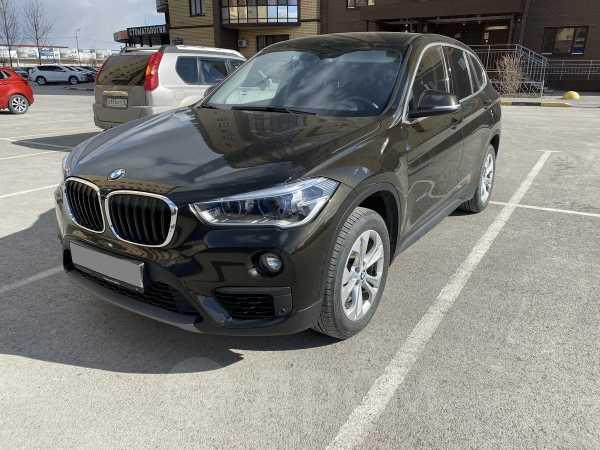 BMW X1, 2016 год, 1 690 000 руб.