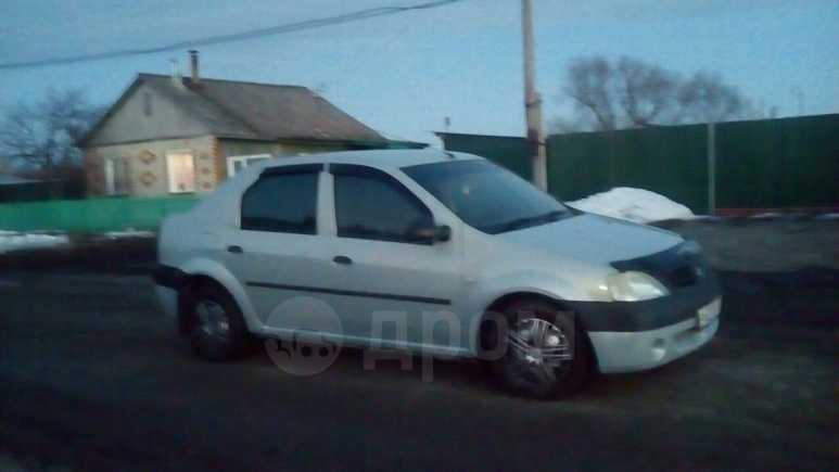 Renault Logan, 2005 год, 185 000 руб.