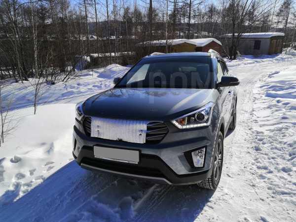 Hyundai Creta, 2019 год, 1 230 000 руб.
