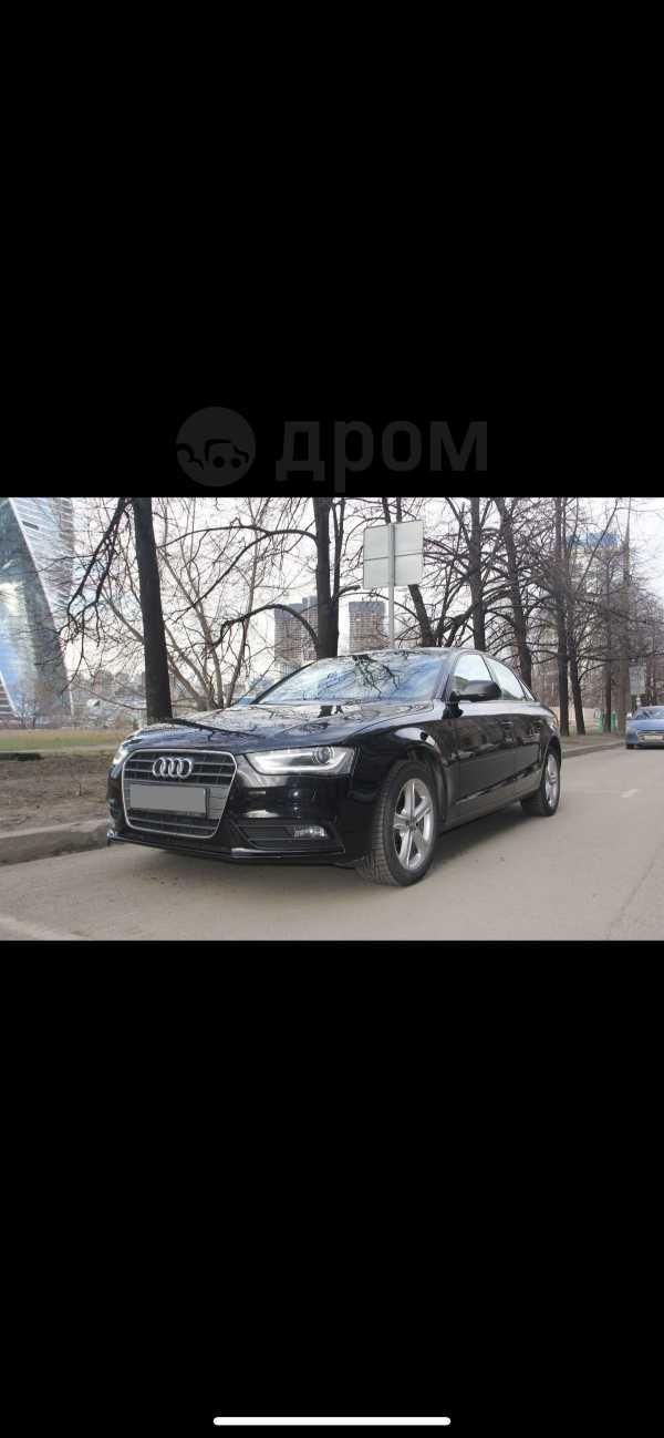 Audi A4, 2014 год, 1 055 000 руб.