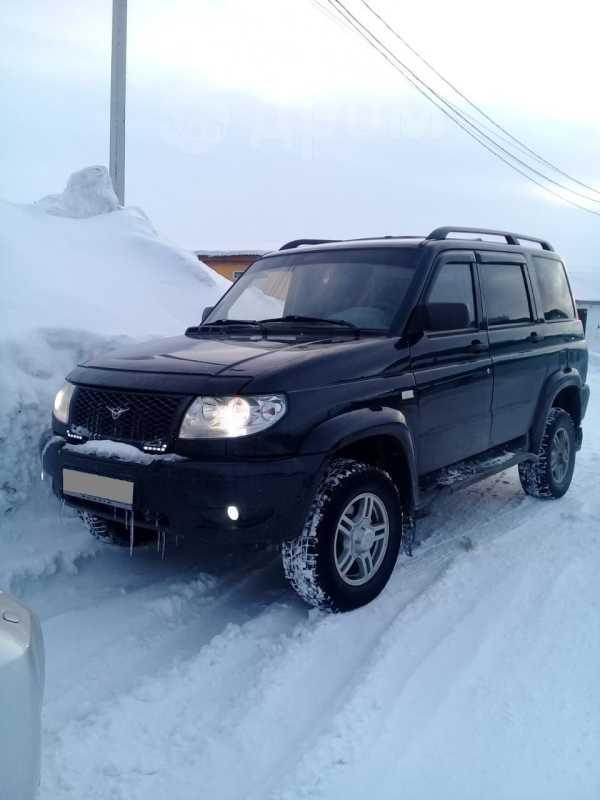 УАЗ Патриот, 2010 год, 600 000 руб.