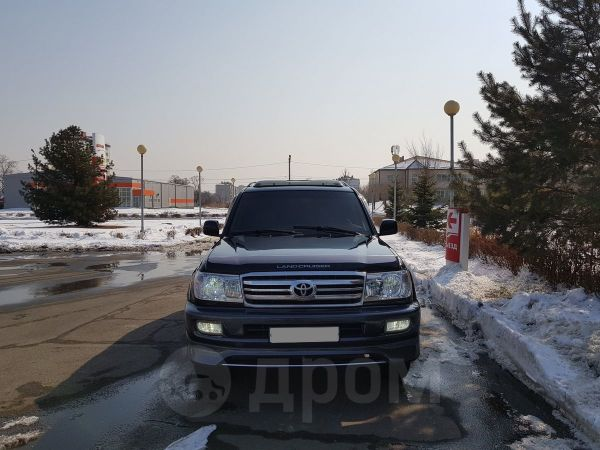 Toyota Land Cruiser, 2007 год, 1 299 000 руб.