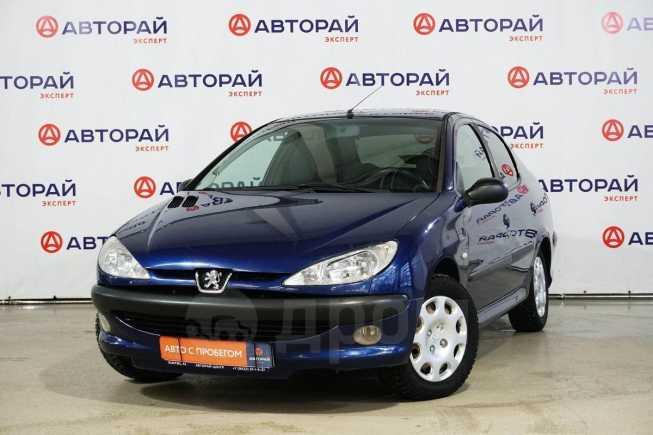 Peugeot 206, 2009 год, 225 000 руб.