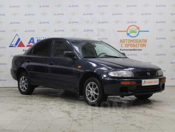 Mazda 323, 1996 год, 45 000 руб.