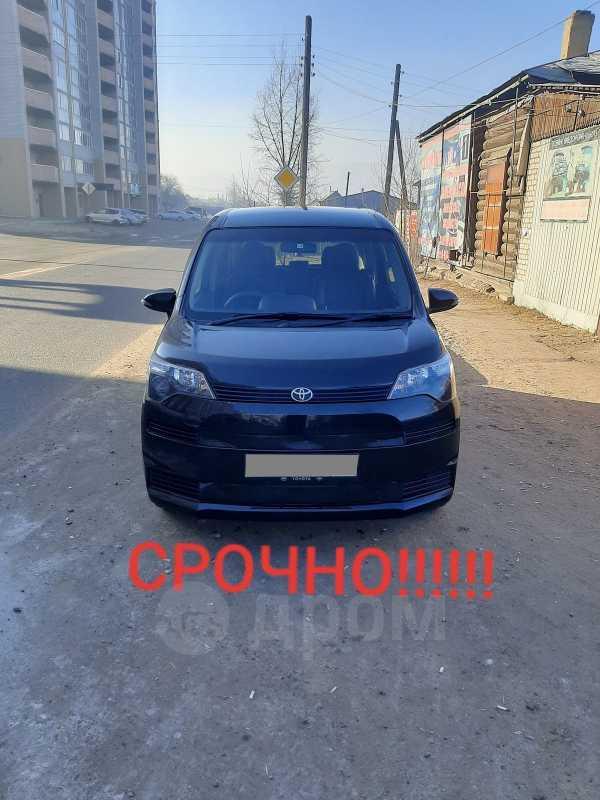 Toyota Spade, 2015 год, 585 000 руб.