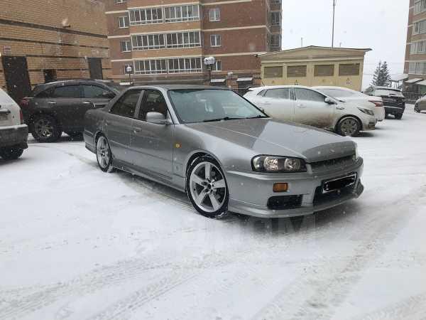 Nissan Skyline, 2000 год, 419 589 руб.