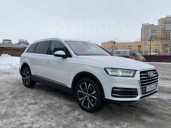 Audi Q7, 2016 год, 3 190 000 руб.