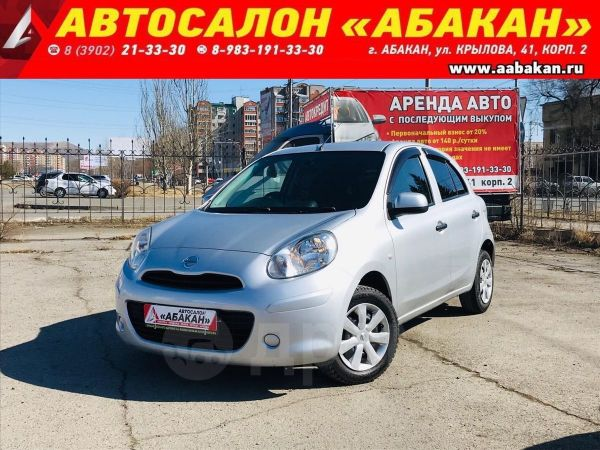Nissan March, 2010 год, 339 000 руб.