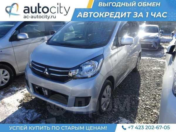 Mitsubishi eK Wagon, 2016 год, 365 000 руб.