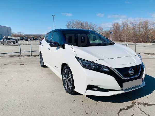 Nissan Leaf, 2018 год, 1 550 000 руб.