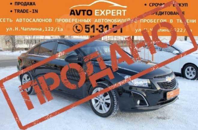 Chevrolet Cruze, 2013 год, 484 998 руб.