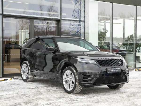 Land Rover Range Rover Velar, 2020 год, 5 942 000 руб.