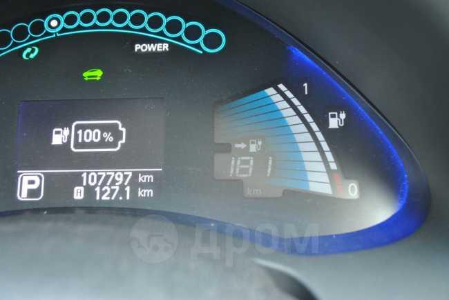 Nissan Leaf, 2013 год, 760 000 руб.