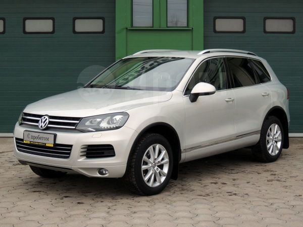 Volkswagen Touareg, 2012 год, 1 380 000 руб.