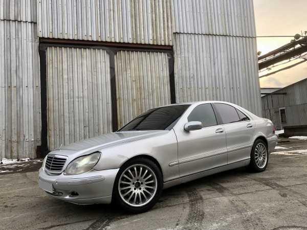 Mercedes-Benz S-Class, 1999 год, 230 000 руб.