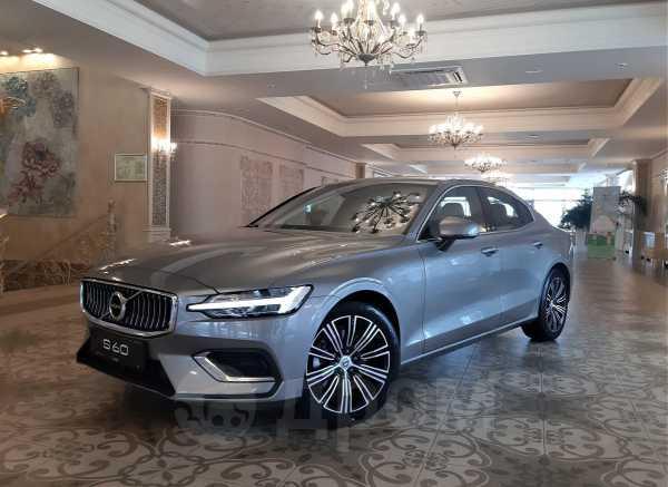 Volvo S60, 2019 год, 3 495 600 руб.