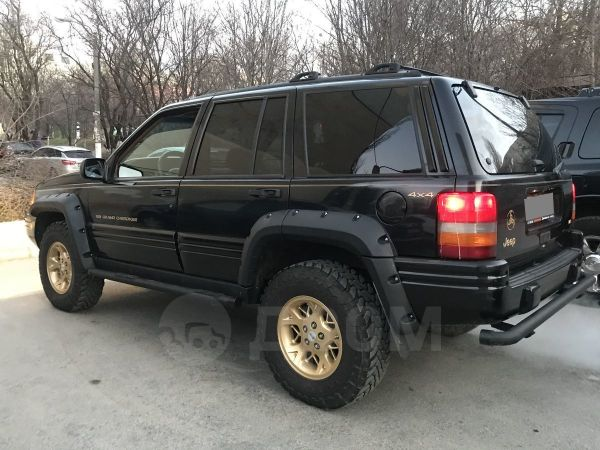Jeep Grand Cherokee, 1995 год, 440 000 руб.