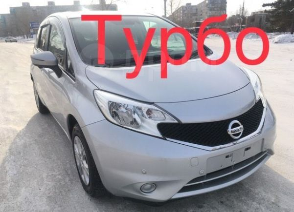 Nissan Note, 2016 год, 520 000 руб.