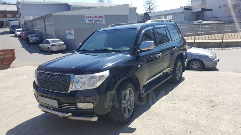 Toyota Land Cruiser, 2011 год, 2 200 000 руб.
