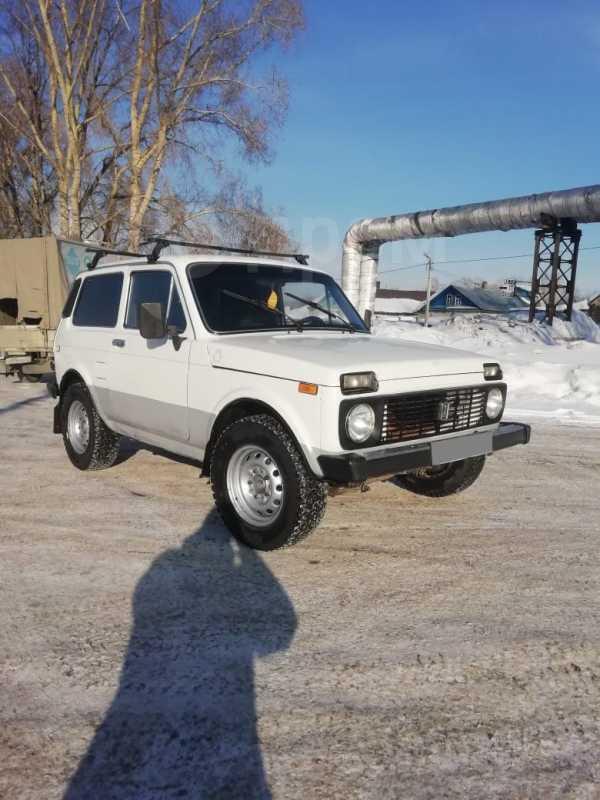 Лада 4x4 2121 Нива, 1988 год, 110 000 руб.