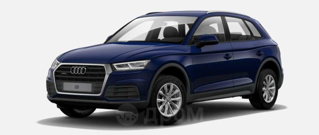 Audi Q5, 2019 год, 3 410 000 руб.