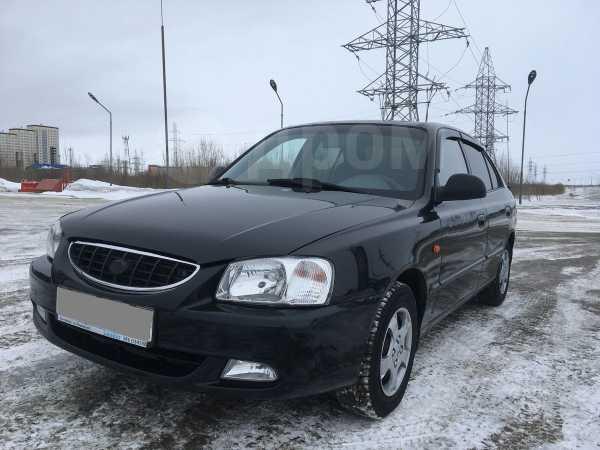 Hyundai Accent, 2007 год, 187 000 руб.