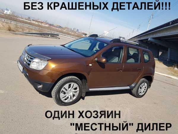 Renault Duster, 2012 год, 605 000 руб.