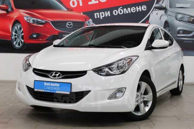 Hyundai Elantra, 2013 год, 549 000 руб.