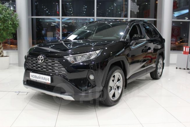 Toyota RAV4, 2020 год, 2 153 444 руб.